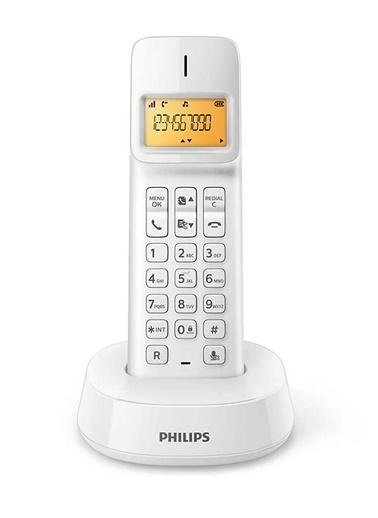 D1401W/TR Dect Telsiz Telefon-Philips